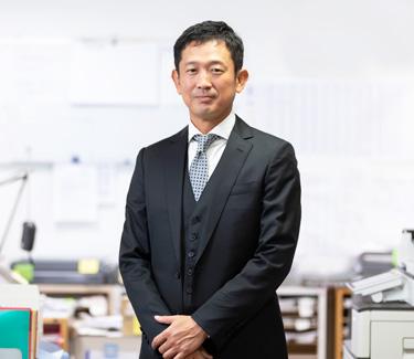 代表取締役 瀧川 祐司